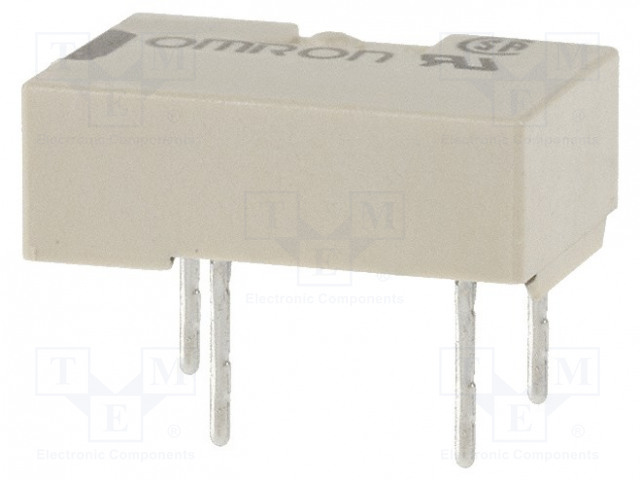 G6L-1P 3VDC_Relay: electromagnetic; SPST-NO; Ucoil:3VDC; 0.3A/125VAC; 180mW