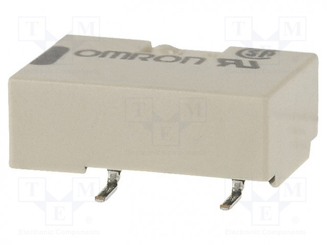 G6L-1F 5VDC_Relay: electromagnetic; SPST-NO; Ucoil:5VDC; 0.3A/125VAC; 180mW