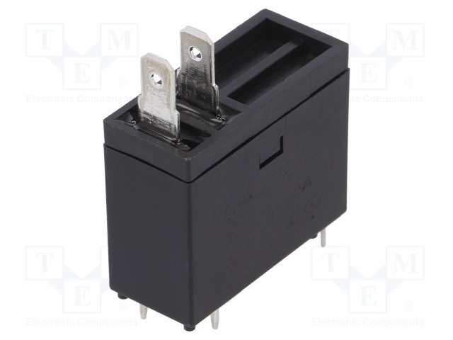 HF62F/012-1HF_Relay: electromagnetic; SPST-NO; Ucoil:12VDC; 16A/250VAC; 20A