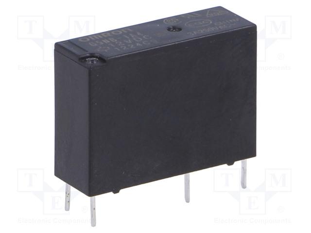 G5NB-1A4 12VDC_Relay: electromagnetic; SPST-NO; Ucoil:12VDC; 3A/125VAC; 3A/30VDC