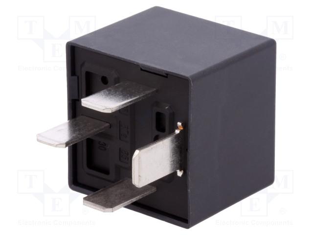 HFV15/12-H1TJ-R_Relay: electromagnetic; SPST-NO; Ucoil:12VDC; 40A; automotive