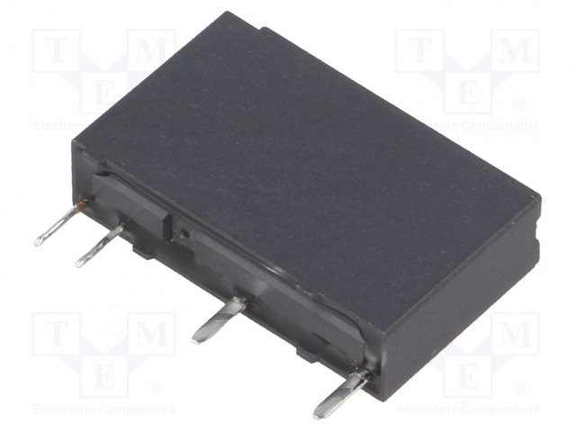 G6DN-1A-12DC_Relay: electromagnetic; SPST-NO; Ucoil:12VDC; 5A/250VAC; 5A/30VDC
