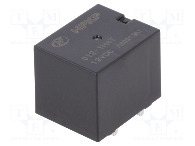 HFKP/012-1H4T_Relay: electromagnetic; SPST-NO; Ucoil:12VDC; 60A; automotive