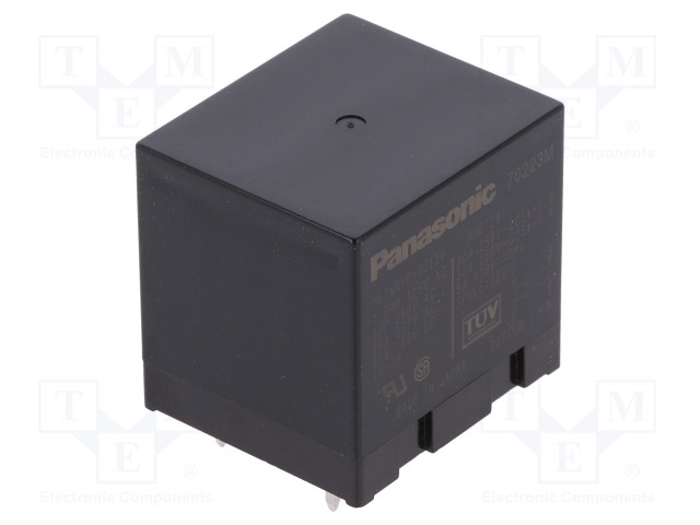 HE1AN-P-DC12V_Relay: electromagnetic; SPST-NO; Ucoil:12VDC; Icontacts max:30A