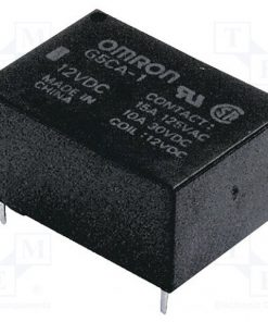 G5CA-1A-E 24VDC_Relay: electromagnetic; SPST-NO; Ucoil:24VDC; 15A/110VAC; 200mW