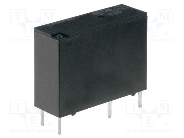 G5NB-1A4-E 12VDC_Relay: electromagnetic; SPST-NO; Ucoil:12VDC; 5A/250VAC; 3A/30VDC