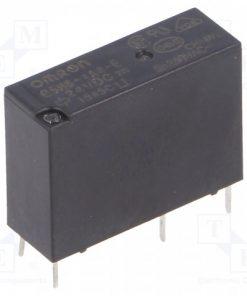 G5NB-1A4-E 24VDC_Relay: electromagnetic; SPST-NO; Ucoil:24VDC; 5A/250VAC; 3A/30VDC