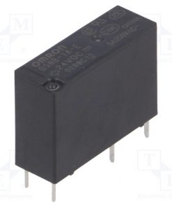 G5NB-1A-E 24VDC_Relay: electromagnetic; SPST-NO; Ucoil:24VDC; 5A/250VAC; 3A/30VDC