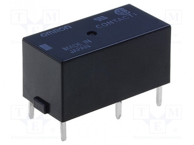 G6B-1114P-FD-US 24VDC_Relay: electromagnetic; SPST-NO; Ucoil:24VDC; 5A/250VAC; 5A/30VDC