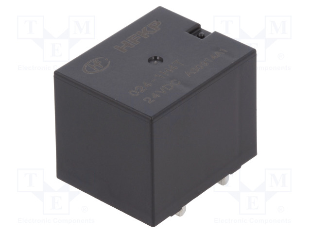 HFKP/024-1H4T_Relay: electromagnetic; SPST-NO; Ucoil:24VDC; 60A; automotive