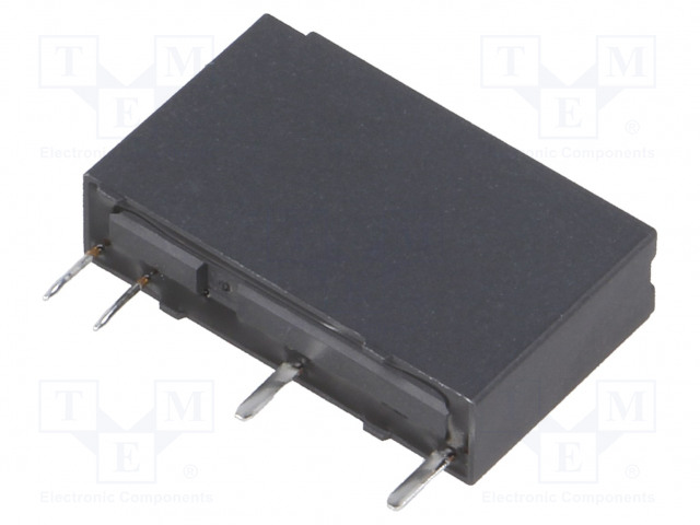 G6DN-1A-4.5DC_Relay: electromagnetic; SPST-NO; Ucoil:4.5VDC; 5A/250VAC; 110mW