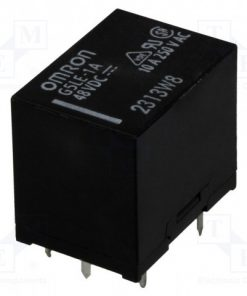 G5LE-1A 48VDC_Relay: electromagnetic; SPST-NO; Ucoil:48VDC; 10A/240VAC; 400mW