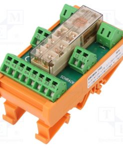 5-1415033-1_Relay: electromagnetic; SPST-NO x4 + SPST-NC x2; Ucoil:24VDC; 8A
