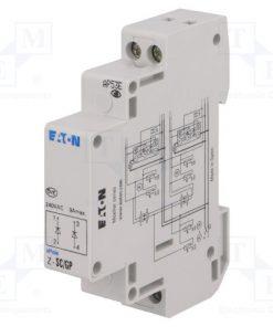 Z-SC/GP_Relay: group block; 17.5x90x60mm; Mounting: DIN; -20÷45°C; IP20