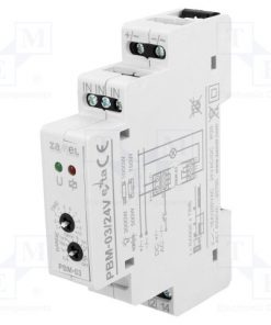 PBM-03/24V_Relay: installation; bistable; NO; Ucoil:24VAC; Ucoil:24VDC; 16A