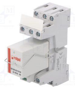PIR3T-110DC-M43G-V0_Relay: interface; 3PDT; Ucoil:110VDC; 10A; 10A/250VAC; 10A/24VDC
