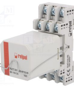 PRUCT-2013-26-W110-V0_Relay: interface; 3PDT; Ucoil:110VDC; 16A; 16A/250VAC; 16A/24VDC