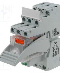 PIR3-120AC-00LV_Relay: interface; 3PDT; Ucoil:120VAC; 10A; 10A/250VAC; 10A/24VDC
