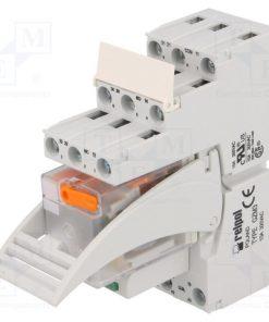PIR3-230AC-00LV_Relay: interface; 3PDT; Ucoil:230VAC; 10A; 10A/250VAC; 10A/24VDC