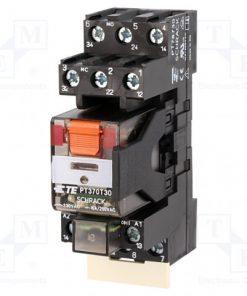 1415075-1_Relay: interface; 3PDT; Ucoil:230VAC; 10A; 10A/250VAC; 10A/30VDC