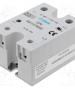 84137850_Relay: solid state; 10A; 1÷200VDC; Variant:1-phase