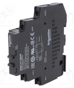 SSM1A112BDR_Relay: solid state; 12A; 24÷280VAC; 4÷32VDC; Variant:1-phase; DIN