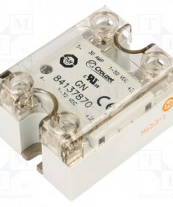 84137870_Relay: solid state; 30A; 1÷50VDC; Variant:1-phase; Series:8413