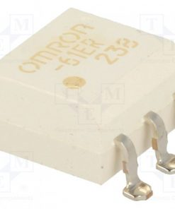 G3VM-61ER_Relay: solid state; SPST-NO; Icntrl:20mA; 2500mA; max.60VAC; SMT