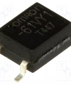 G3VM-61VY_Relay: solid state; SPST-NO; Icntrl:25mA; 70mA; max.60VAC; SMT