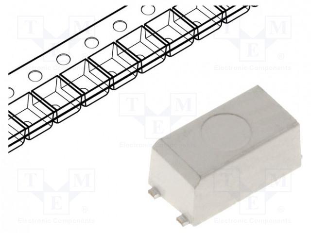 G3VM-61LR(TR05)_Relay: solid state; SPST-NO; Icntrl:20mA; 400mA; max.60VAC; SMT