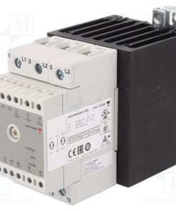RGC2P60V40C1DM_Relay: solid state; Ucntrl:0÷10VDC; 40A; 180÷660VAC; 2-phase; IP20