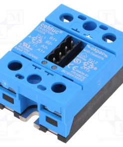 SOB965660_Relay: solid state; Ucntrl:10÷30VDC; 50A; 24÷600VAC; 2-channels