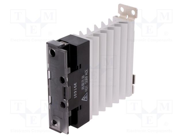 G3PJ-515B DC12-24_Relay: solid state; Ucntrl:12÷24VDC; 15A; 100÷480VAC; -30÷80°C