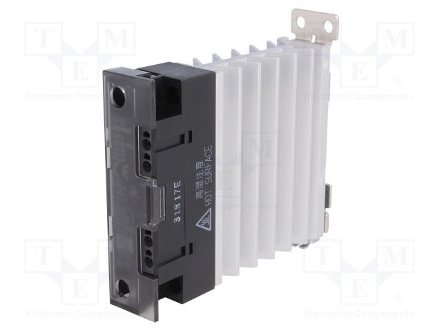 G3PJ-525B-PU DC12-24_Relay: solid state; Ucntrl:12÷24VDC; 25A; 100÷480VAC; -30÷80°C