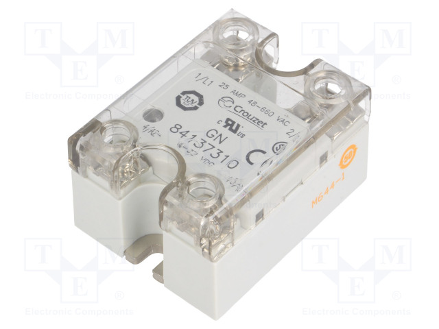 84137310_Relay: solid state; Ucntrl:4÷32VDC; 25A; 48÷660VAC
