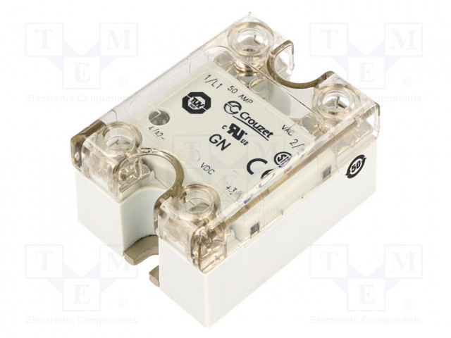 84137021_Relay: solid state; Ucntrl:90÷280VAC; 50A; 24÷280VAC