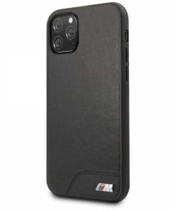 BMHCP12SMHOLBK_BMW HARDCASE FOR IPHONE 12 MINI black backcover