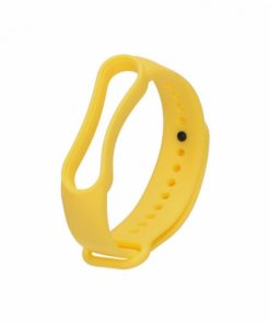 LXBAND5AM_CONTACT FOR XIAOMI Mi BAND 5 REPLACEMENT BAND yellow