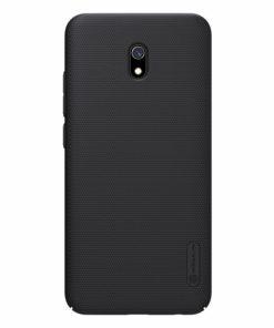 N7016_NILLKIN SUPER FROSTED SHIELD CASE XIAOMI REDMI 8A  black backcover