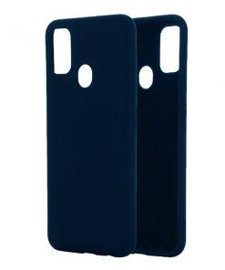 SELHUAPS20BL_SENSO LIQUID HUAWEI P SMART 2020 blue backcover