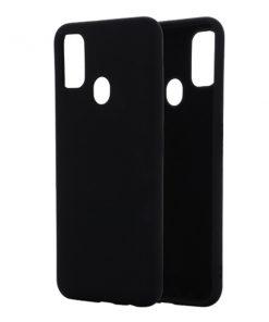 SELHUAPS20B_SENSO LIQUID HUAWEI P SMART 2020 black backcover